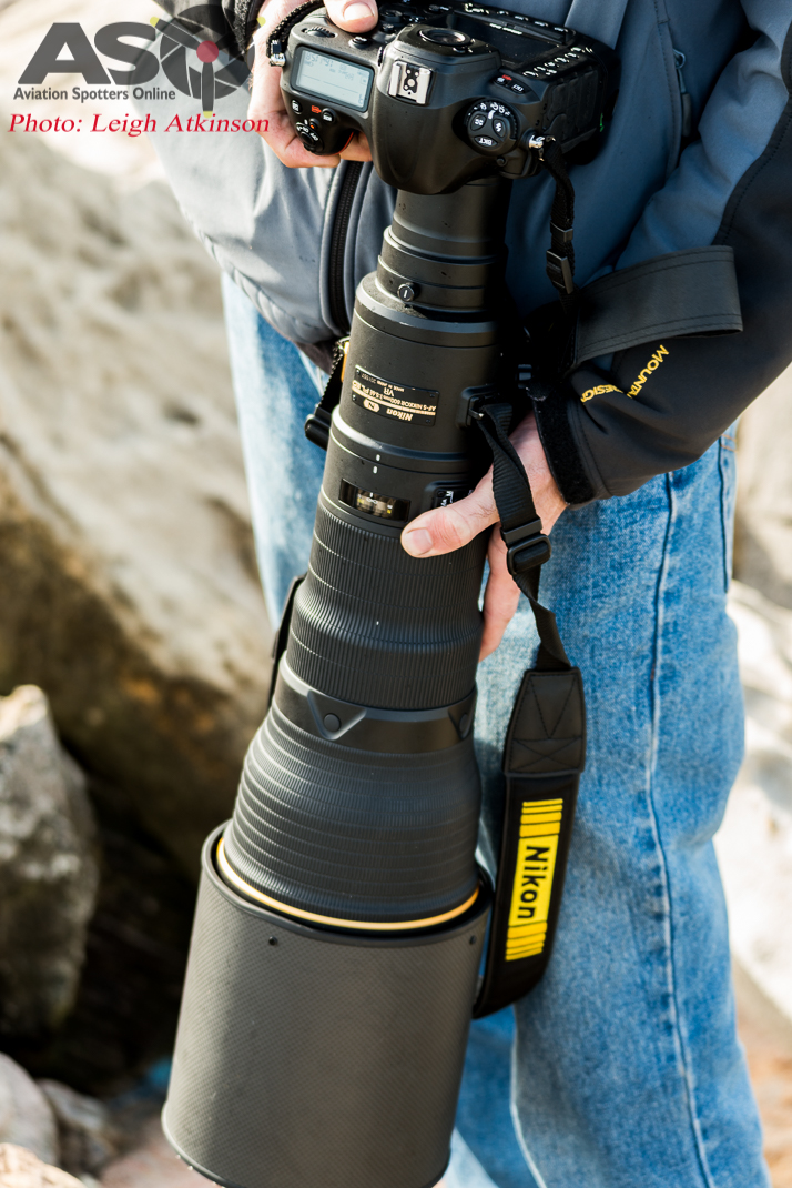 Nikon D4s and 800mm f/5.6E FL ED VR test shoot